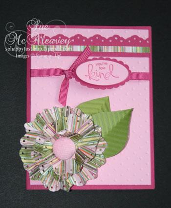 Card-paper-flower